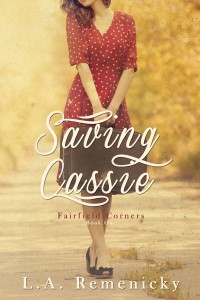 Saving Cassie New Cover